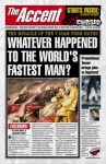 Whatever Happened to the World's Fastest Man? Volume 1 - Dave West