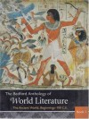 Bedford Anthology of World Literature Pack A (Volumes 1, 2, and 3) - Paul Davis, Gary Harrison, David M. Johnson, Patricia Clark Smith, John F. Crawford