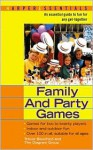 Family and Party Games - Trevor Bounford, The Diagram Group