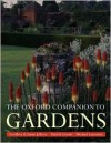 The Oxford Companion to Gardens - Geoffrey Jellicoe