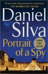 Portrait Of A Spy (Gabriel Allon, #11) - Daniel Silva