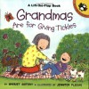 Grandmas are for Giving Tickles - Harriet Ziefert, Jennifer Plecas