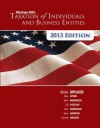 Loose-Leaf for McGraw-Hill's Taxation of Individuals and Busloose-Leaf for McGraw-Hill's Taxation of Individuals and Business Entities Iness Entities - Brian Spilker, Benjamin Ayers, John Robinson
