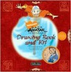 Nickelodeon Avatar: The Last Airbender Drawing Book and Kit: Includes Everything You Need to Draw Your Favorite Characters - Shane Johnson