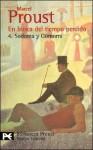 Sodoma y Gomorra (En busca del tiempo perdido, # 4) - Marcel Proust, Consuelo Berger