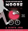 A Dirty Job (Audio) - Christopher Moore, Fisher Stevens