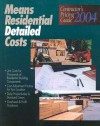 Contractor's Pricing Guide: Residential Detailed Cost Data - Robert W. Mewis