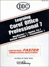 Learning Corel Office Professional 7 - Iris Blanc, Cathy Vento, Kathy Berkemeyer