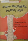 Binky Brothers Detectives: An I Can Read Book - James Lawrence, Leonard Kessler
