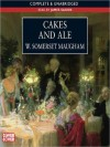 Cakes and Ale (MP3 Book) - W. Somerset Maugham, James Saxon