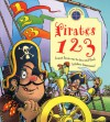 Magical Windows: Pirates 123: Count from One to Ten and Find Hidden Treasures! - Stella Gurney