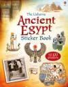 Ancient Egypt Sticker Book (Usborne Sticker Books) - Rob Lloyd Jones, Tony Kerrins
