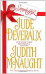 Simple Gifts Four Heartwarming Christmas Stories - Judith McNaught, Jude Deveraux