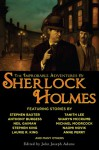 The Improbable Adventures of Sherlock Holmes (Other Format) - John Joseph Adams