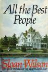 All the Best People - Sloan Wilson