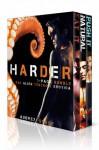 Harder (3-Pack Bundle) (Gay Alien Tentacle Erotica) - Audrey Ellen Grace