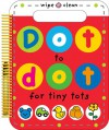 Dot to Dot Wipe Clean Activity Book - Roger Priddy