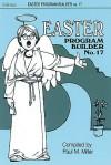 Easter Program Builder No. 17 - Paul Miller