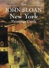 Six John Sloan New York Paintings - John Sloan