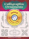 Calligraphic Ornaments CD-ROM and Book - Dover Publications Inc.