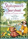 Shakespeare's Storybook: Folk Tales That Inspired the Bard - P.E. Ryan, James Mayhew (Illustrator)
