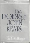 The Poems of John Keats - John Keats, Jack Stillinger
