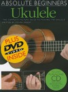Ukulele [With CD (Audio) and DVD] - Amsco Publications