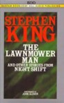 The Lawnmower Man and Other Stories from Night Shift - John Glover, Stephen King