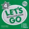 Let's Go 4: Audio CD - K. Frazier, R. Nakata, B. Hoskins, Sandra Wilkinson, Carolyn Graham