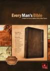 Every Man's Bible NLT - Stephen Arterburn, Dean Merrill, Tyndale