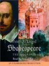 Shakespeare - Simon Vance, Peter Ackroyd