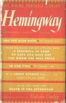 The Viking Portable Library: Hemingway - Ernest Hemingway, Malcolm Cowley