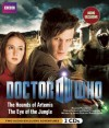 Doctor Who: The Hounds of Artemis & Eye of the Jungle: The New Adventures, Vol. 3 - James Goss, Darren Jones, Matt Smith, Clare Corbett, David Troughton