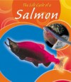 The Life Cycle of a Salmon - Lisa Trumbauer, Gail Saunders-Smith, Thomas P. Quinn