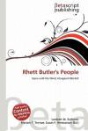 Rhett Butler's People - Lambert M. Surhone, VDM Publishing, Susan F. Marseken