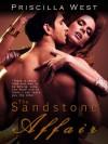 The Sandstone Affair - Priscilla West