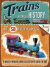 Trains: A Complete History - Philip Steele