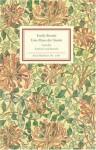 Ums Haus der Sturm: Gedichte - Emily Brontë, Wolfgang Held