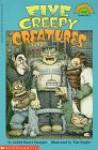 Five Creepy Creatures - Judith Bauer Stamper, Tim Raglin