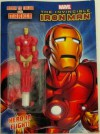 Marvel Iron Man Book to Color with Shaped Marker - Dalmatian Press