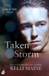 Taken By Storm: A Give & Take Novel (Book 2) - Kelli Maine