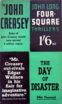 The Day Of Disaster - John Creasey