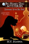 Treasure from the Past (Big Honey Dog Mysteries Easter Special Edition) - a mystery adventure for children ages 9 to 12 - H.Y. Hanna