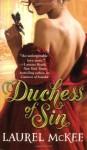 Duchess of Sin - Laurel McKee