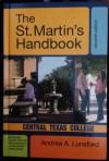 Cp St. Martin's Handbook 7E C Central Texas - Andrea A. Lunsford