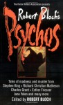 Robert Bloch's Psychos - Robert Bloch, Horror Writer's Association, Stephen King