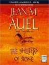 The Shelters of Stone (Earth's Children #5) - Jean M. Auel, Rowena Cooper