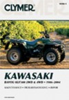 Clymer Kawasaki Bayou KLF300 2WD & 4WD 1986-2004 (Clymer Motorcycle Repair) - Clymer Publishing