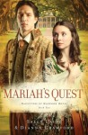 Mariah's Quest (Harwood House) - Dianna Crawford, Sally Laity