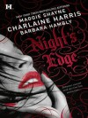Night's Edge: Dancers in the DarkHer Best EnemySomeone Else's Shadow - Barbara Hambly, Maggie Shayne, Charlaine Harris